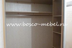 Внутреннее дополнение к гардеробу от строителей