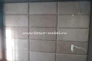 Мягкие панели на стену