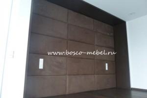 Мягкие тканевые стеновые панели в Перми