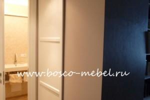 раздвижная дверь в гардероб