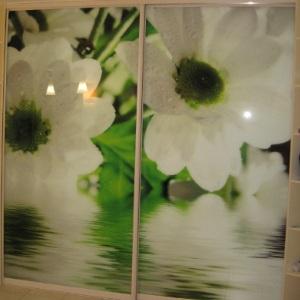 Мебельные фасады с УФ печатью